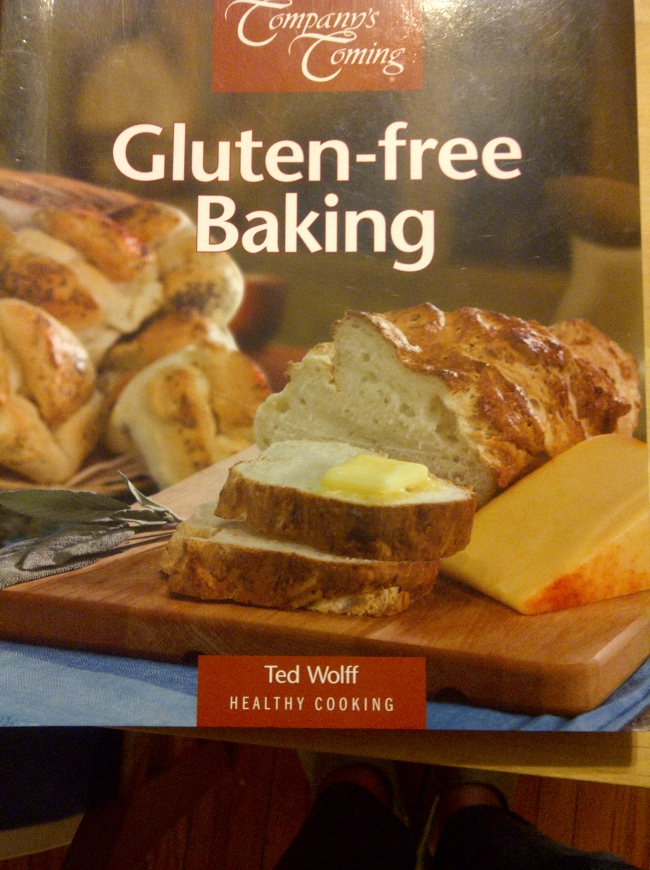 Company's Coming Gluten-free Baking