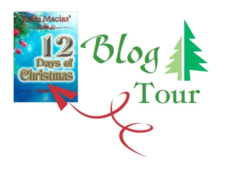 12 Days of Christmas Blog Tour Logo