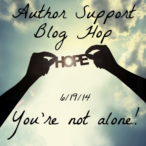 Author Blog Hop
